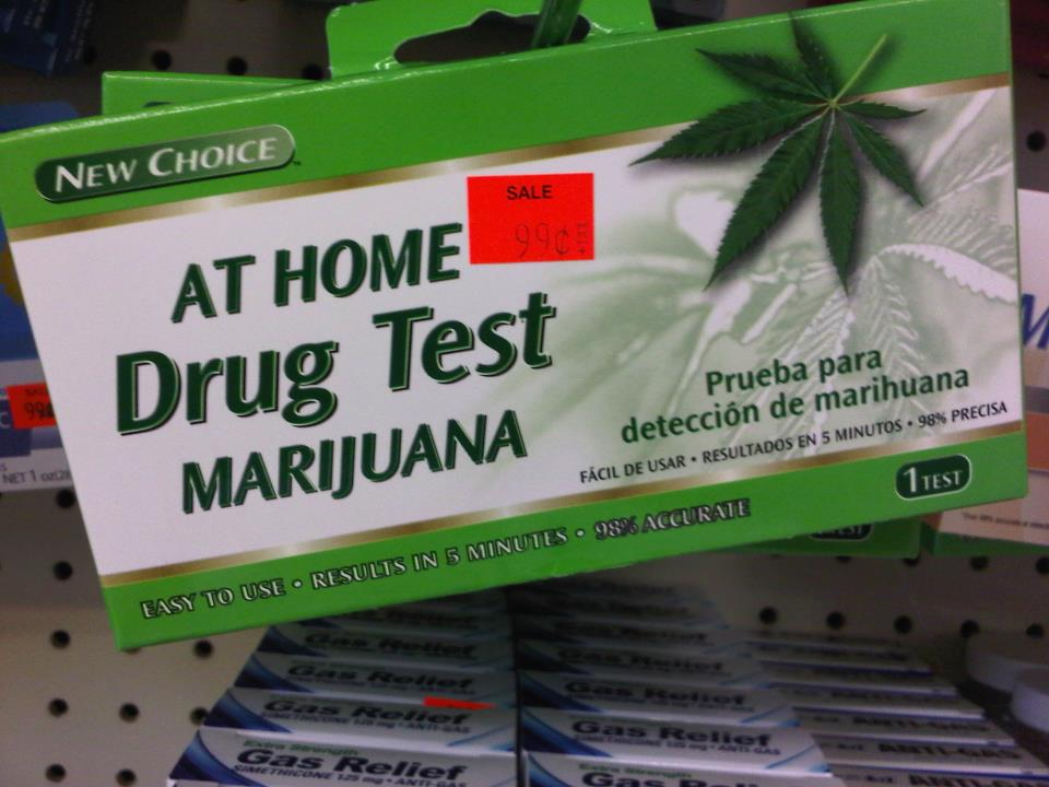 At Home Drug Testing - Marijuana!?