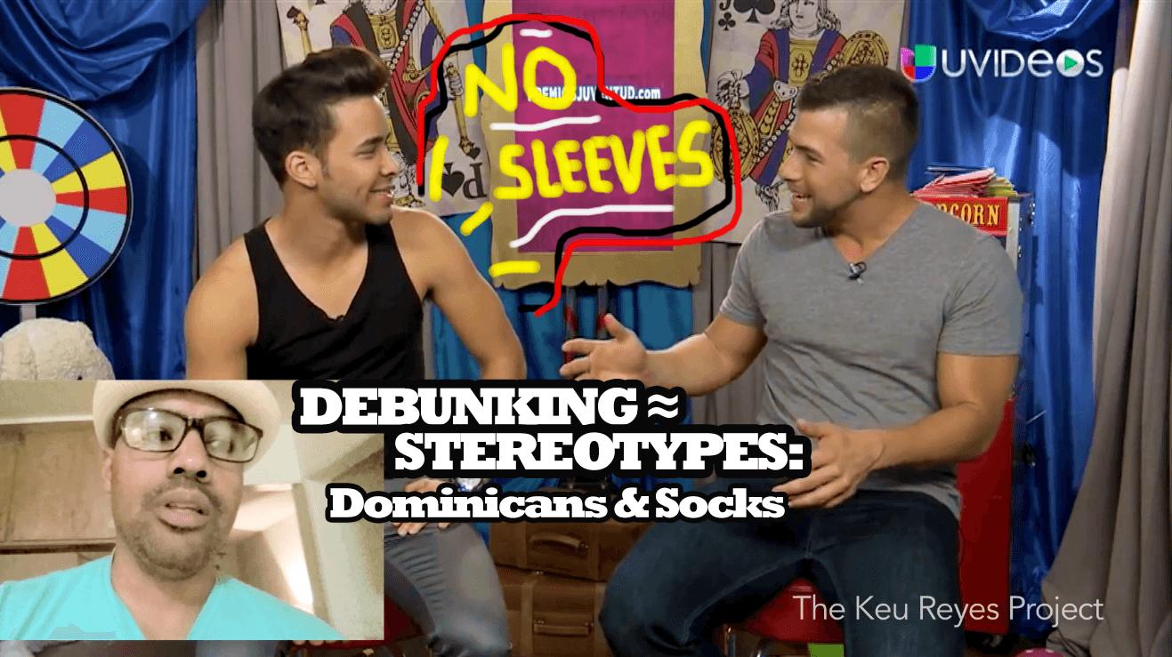 dominicans wear socks