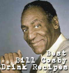 bill cosby drink recipe