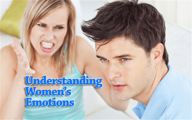 women emotions