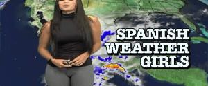 spanish weather girls