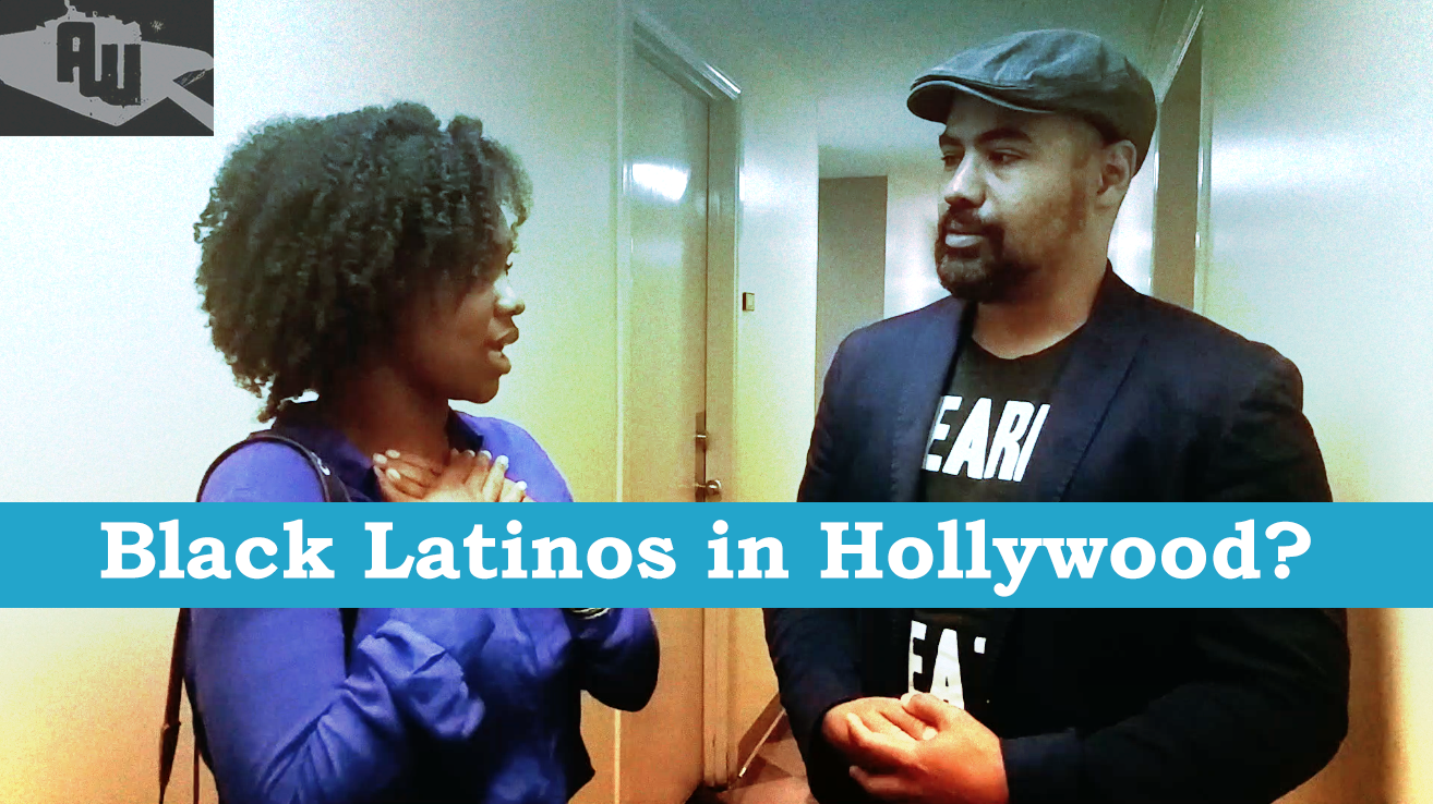 black latinos in hollywood