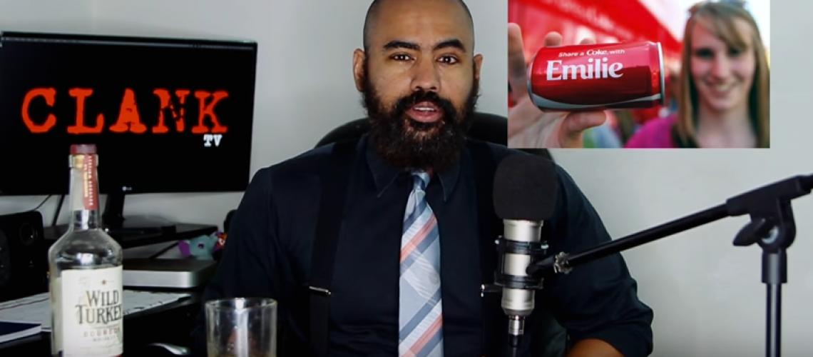 coke can racist names